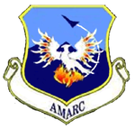 Aerospace Maintenance & Regeneration Ctr emblem.png