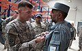 Afghan Logistician Honored by NATO Training Missions Lt. Gen. Caldwell (4934028931).jpg