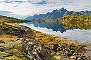 Afternoon at Tennfjorden, Raftsundet, Hinnøya, Norway, 2015 September (02).jpg