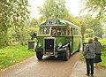 Agatha Christie Vintage Bus Tour - geograph.org.uk - 2400796.jpg