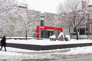 Agnes Etherington Art Centre Art museum in Ontario, Canada