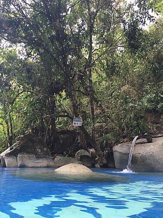 San Gerardo de Rivas - The Aguas Termales GEVI thermal pools