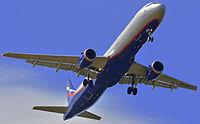 VP-BTG - A321 - Aeroflot
