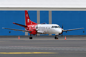 Airest - An Airest Saab 340 in 2015