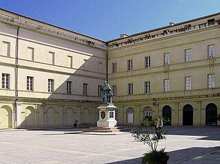 art museum in Ajaccio on Corsica