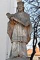 Ajka-Tósokberénd, Nepomuki Szent János-szobor 2021 05.jpg
