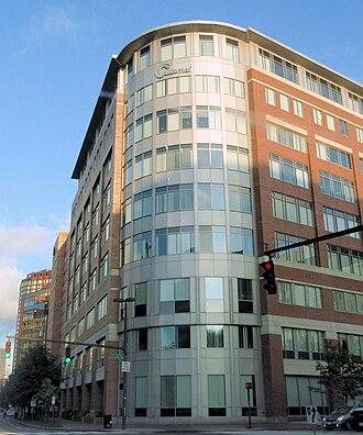 Akamai Technologies - Akamai headquarters in Cambridge, Massachusetts