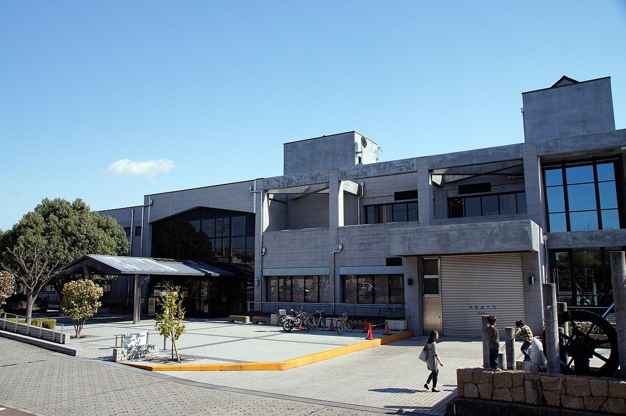 File Akashi City Museum Of Culture Hyogo Pref Japan02s3 Jpg