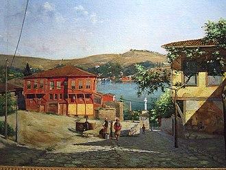 Ahmet Ziya Akbulut - Istanbul Scene