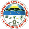 Alabat, Quezon Official Seal.png