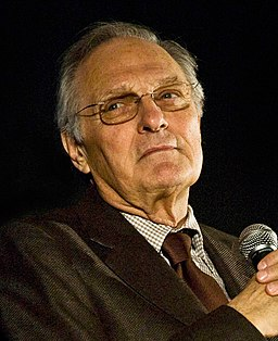 Alan Alda by Bridget Laudien Cropped