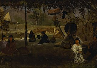 California Indian Camp