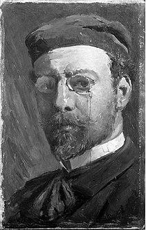 Alberto Orrego Luco Chilean landscape painter (1854-1931)