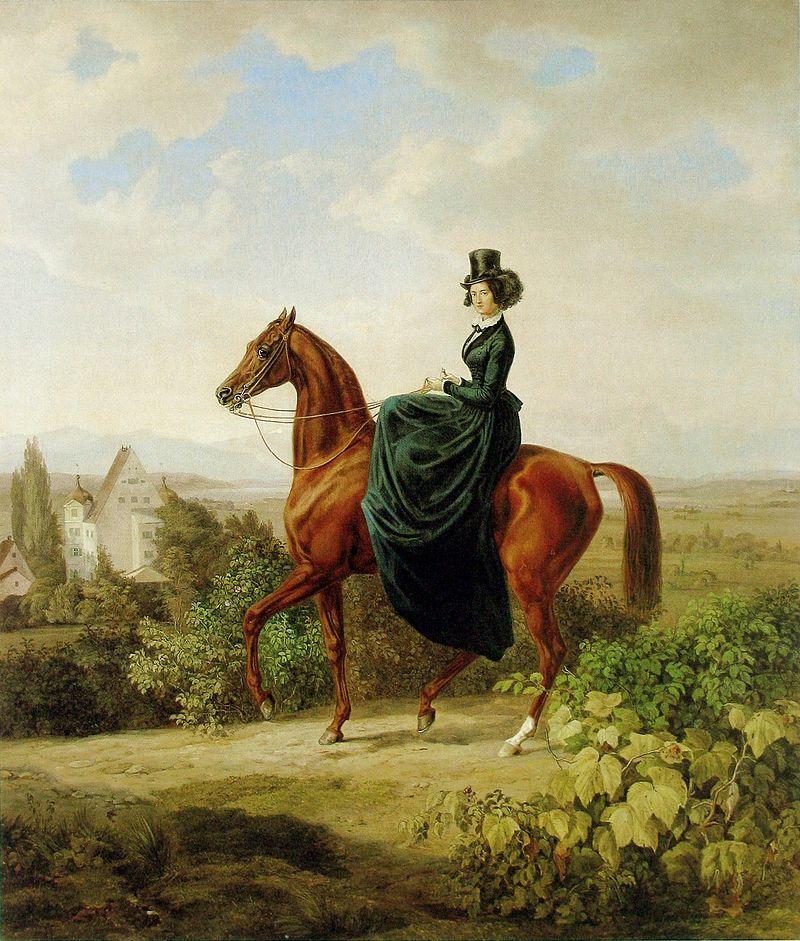 Albrecht Adam-Gräfin Caroline von Waldbott-Bassenheim.jpg