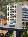 Alcoy - Hotel Reconquista y Puente de San Jorge.jpg