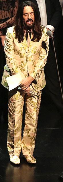 Alessandro michele wikipedia for Gucci alessandro michele
