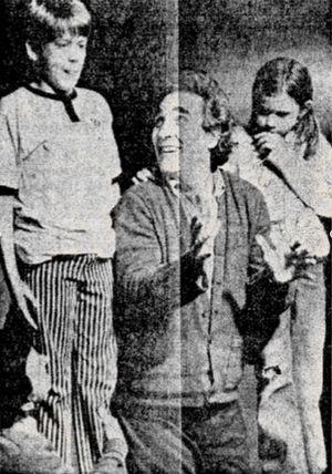 Alex Horn - Alex Horn 1973 play