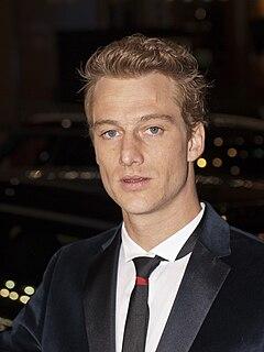 Alexander Fehling German film and stage actor