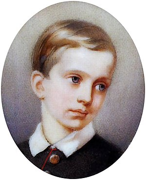 Duke Peter Georgievich of Oldenburg - Image: Alexandr of Oldenburg by Hau