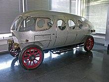 Il prototipo dell'Alfa Romeo 40-60 HP
