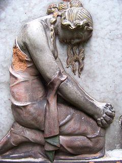 Alfred Thiele German sculptor