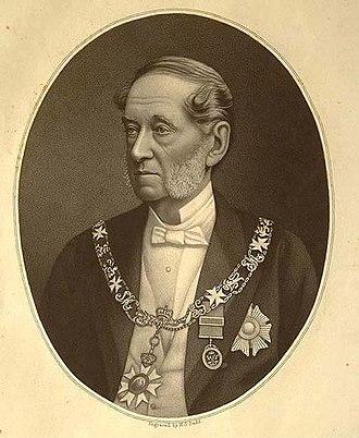 Alfred Stephen - Sir Alfred Stephen