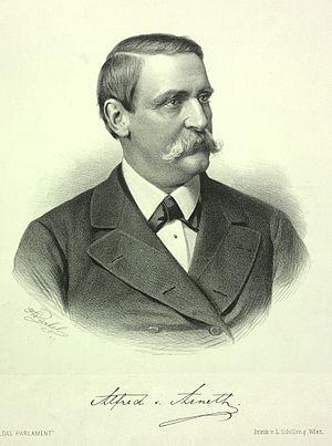 Alfred von Arneth - Alfred von Arneth