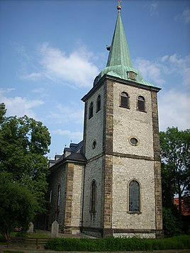 St. Matthäus Catholic Church