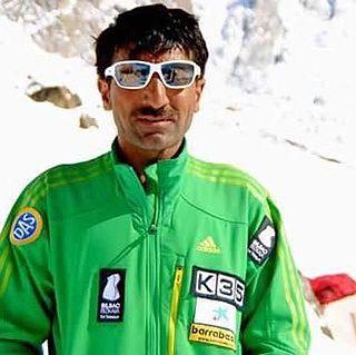 Ali Sadpara Pakistani mountaineer