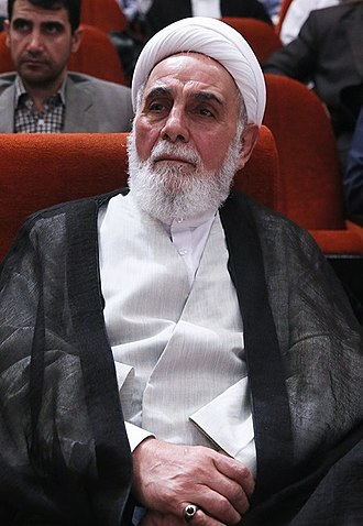 Ali Akbar Nategh-Nouri - Image: Ali Akbar Nategh Nouri 2018