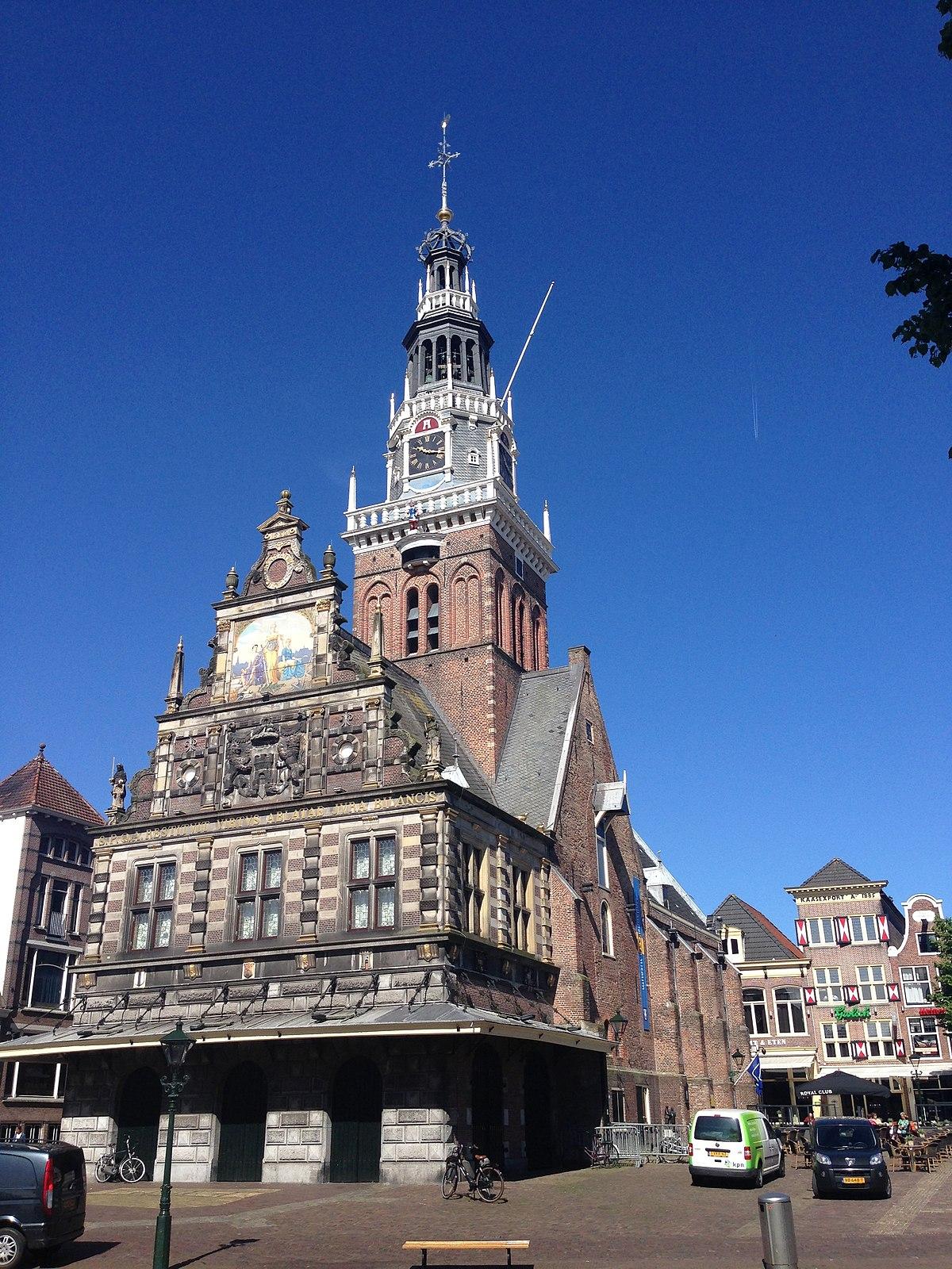 Waag (Alkmaar) - Wikipedia