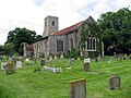 All Saints, Tacolneston, Norfolk - geograph.org.uk - 853136.jpg