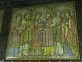 All Saints Church, Margaret Street, W1 - tiled panel (4) - geograph.org.uk - 1529172.jpg