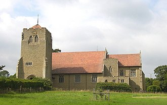 Richard's Castle - All Saints church