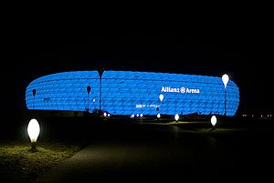 TSV 1860 Munich - Allianz Arena