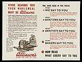Allinsons Wholemeal leaflet, 22 Carat...... Wellcome L0049708.jpg