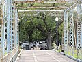 Along Bayou St. John, New Orleans - Magnolia Bridge, April 2016 02.jpg