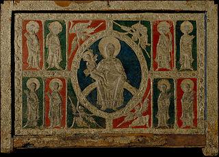 Frontal d'altar d'Alós d'Isil