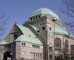 essen la antigua sinagoga 39 alte synagoge 39. Black Bedroom Furniture Sets. Home Design Ideas