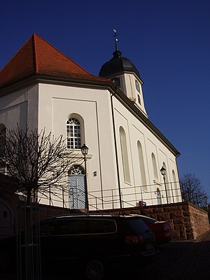 Altensteig - Altensteig Protestant church