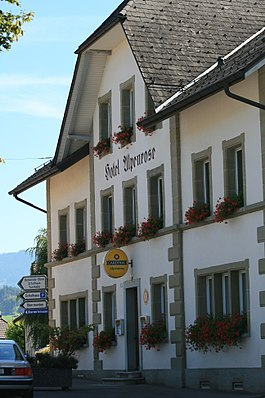 Hotel Alpenrose in Alterswil