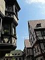 Altstadt Colmar mit pittoreskem Fachwerk - panoramio.jpg