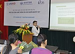 Alumni of IT Training Program for Person with Disabilities gather to share experience (14484801324).jpg