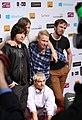 Amadeus Austrian Music Awards 2014 - Mando Diao.jpg