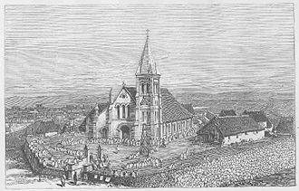 Christianity in Madagascar - Image: Ambatonakanga Church, Madagascar (LMS, 1869, p.48)