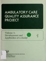 Ambulatory Care Quality Assurance Project (IA ambulatorycarequ00heal 1).pdf