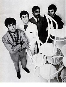 The American Breed in 1968. L to R: Gary Loizzo, Lee Graziano, Charles Colbert, Jr., Al Ciner