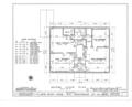Amos Seavey House, Beach Boulevard, Rye, Rockingham County, NH HABS NH,8-RY,1- (sheet 2 of 21).png