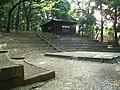 Amphiteatre for Dedicatory Sumo Wrestling Games (奉納相撲土俵) in Setagaya Hachiman Shrine (世田谷八幡宮) - panoramio.jpg