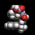 Ampicillin 3d structure pdb.png